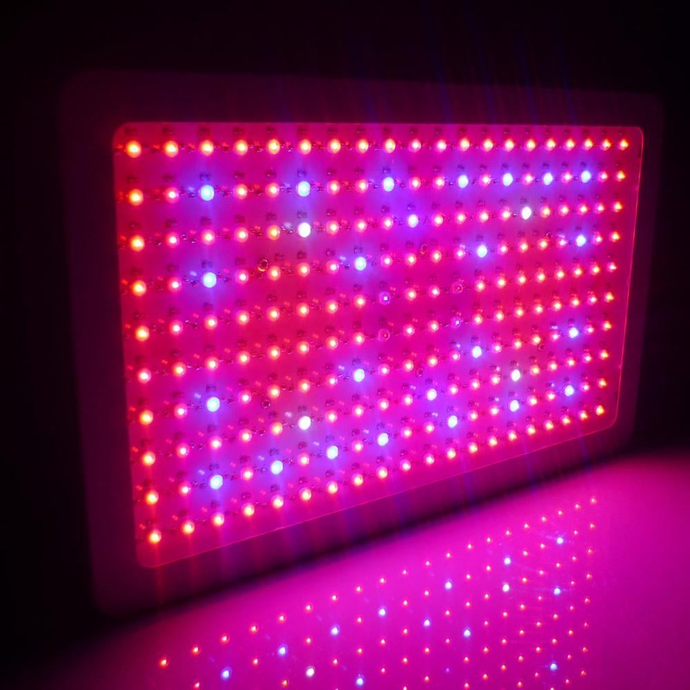 Светодиодная лампа для роста растений HYG05-200X3W-W (112-107) - 3