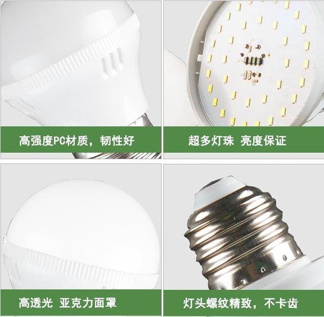 Светодиодные лампы LED-E14-E27 (101-205) - 5