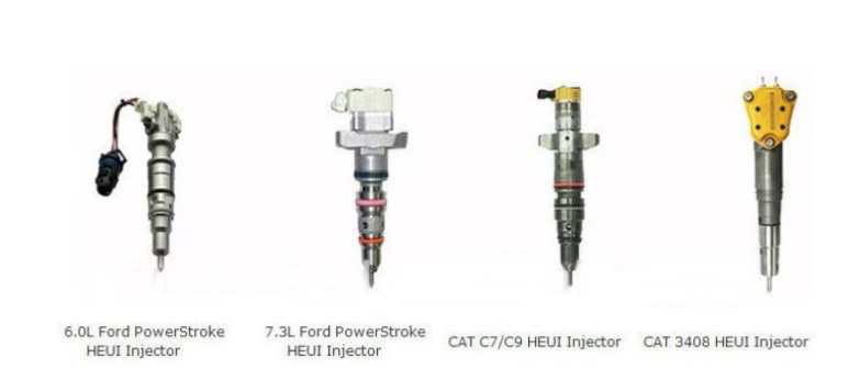 Can test these kinds injectors
