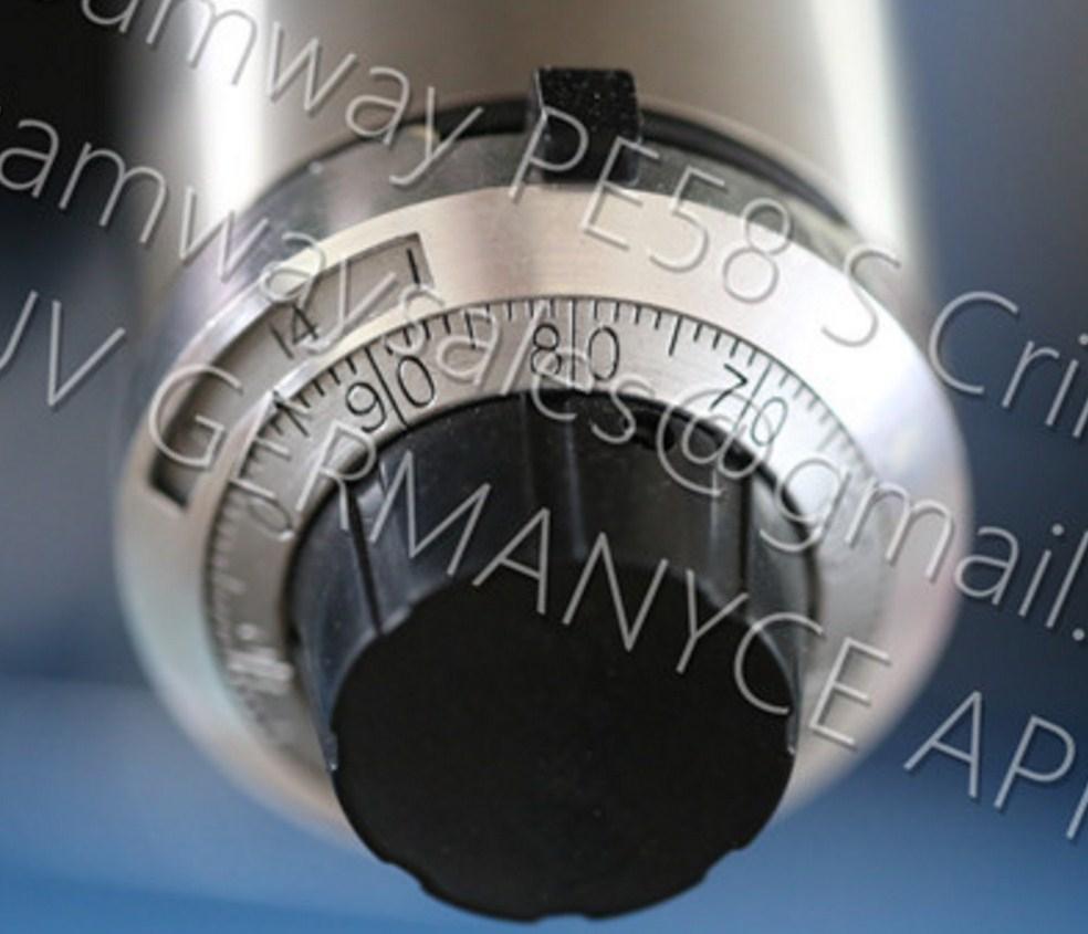Обжимной станок РВД высокой точности - SAMWAY PE58 (108-171) - 7