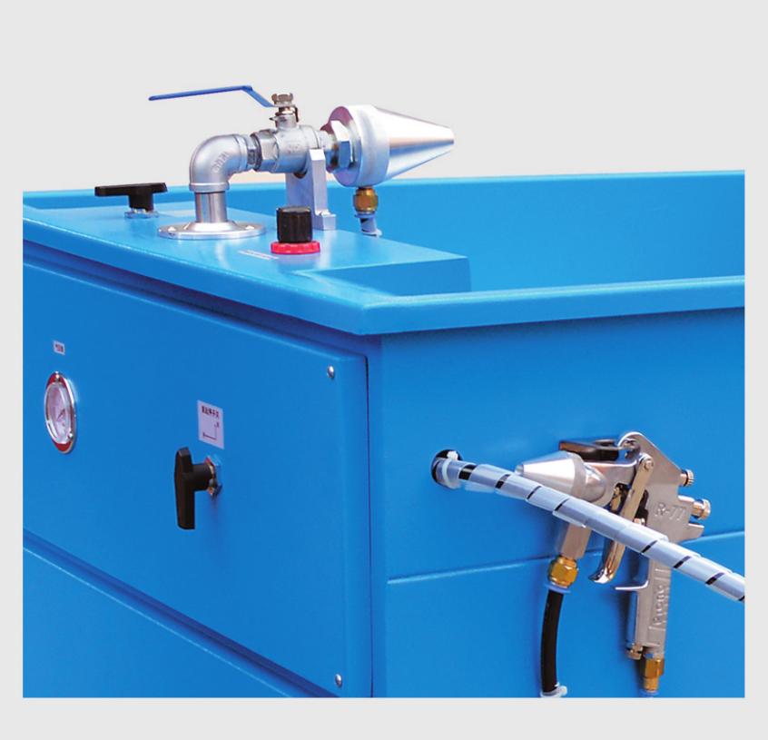 Станок для внутренней очистки РВД NS-L 200 (108-121) - 1