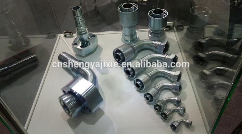 Станок для обжима РВД Shengya SY-CNC80 (108-156) - 2