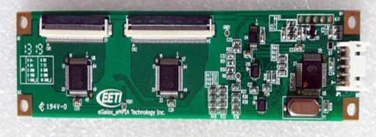 "Сенсорный емкостной экран 12,1"" GreenTouch GT-CTP12.1, USB (133-115) - 3"