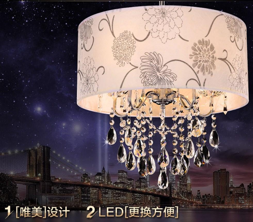 Хрустальная люстра LED Plymouth Emperor PLDDS-5066 (101-235) - 1