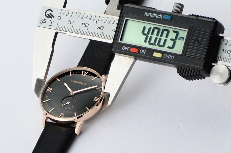 Водонепроницаемые механические часы KASHIDUN K-MZBK0001 (123-106) - 3