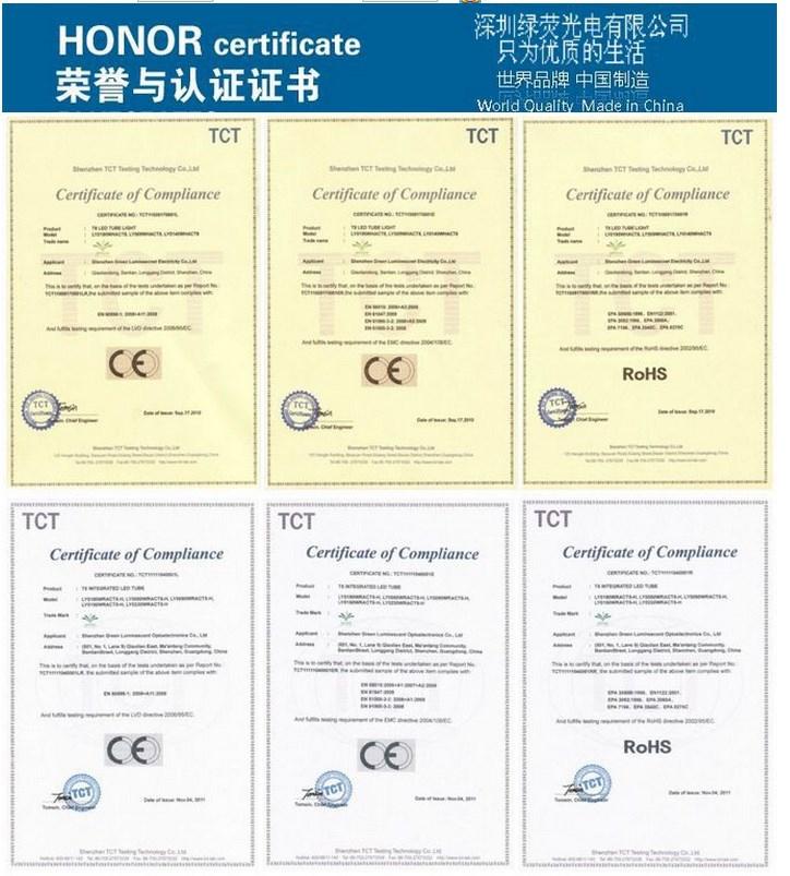 Светодиодная лампа для роста растений LED Lvyingguangdian Т5-T8 (112-115) - 7
