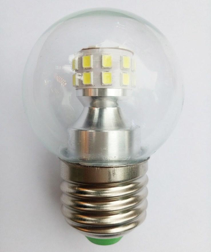 Лампа пожаробезопасная с металлическим корпусом LED-E27-5W-7W-2835 (101-218) - 2