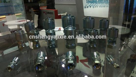 Станок для обжима РВД Shengya SY-CNC80 (108-156) - 1