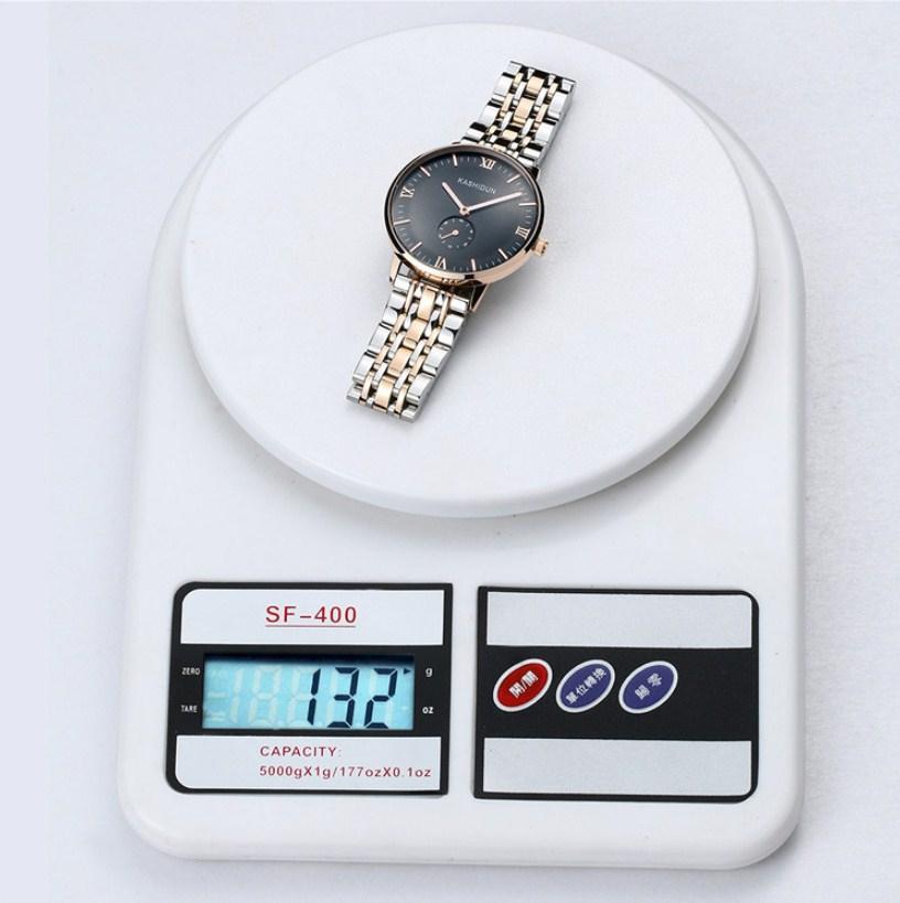 Водонепроницаемые механические часы KASHIDUN K-MZBK0001 (123-106) - 12