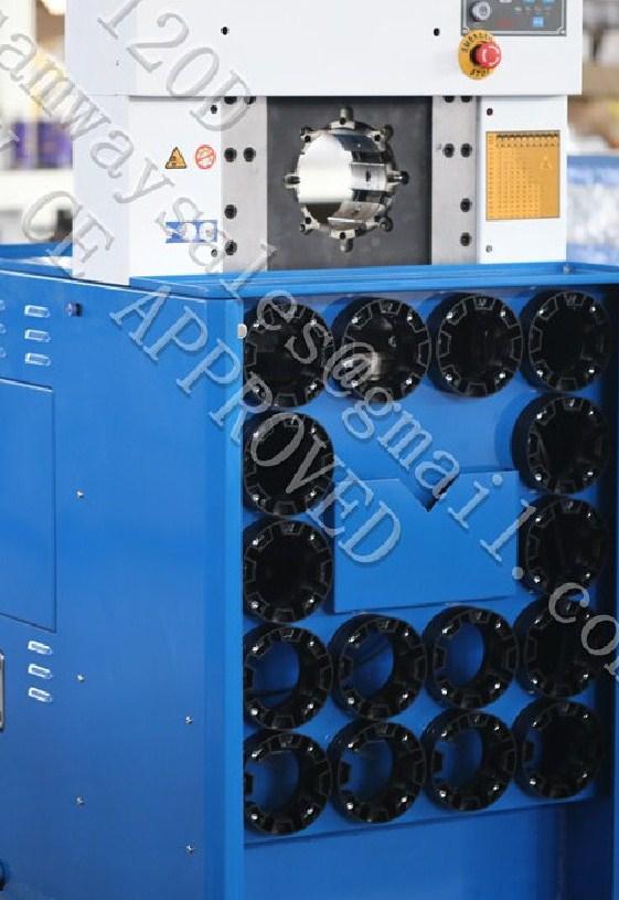Обжимной станок РВД производственный - SAMWAY FP120D (108-164) - 5