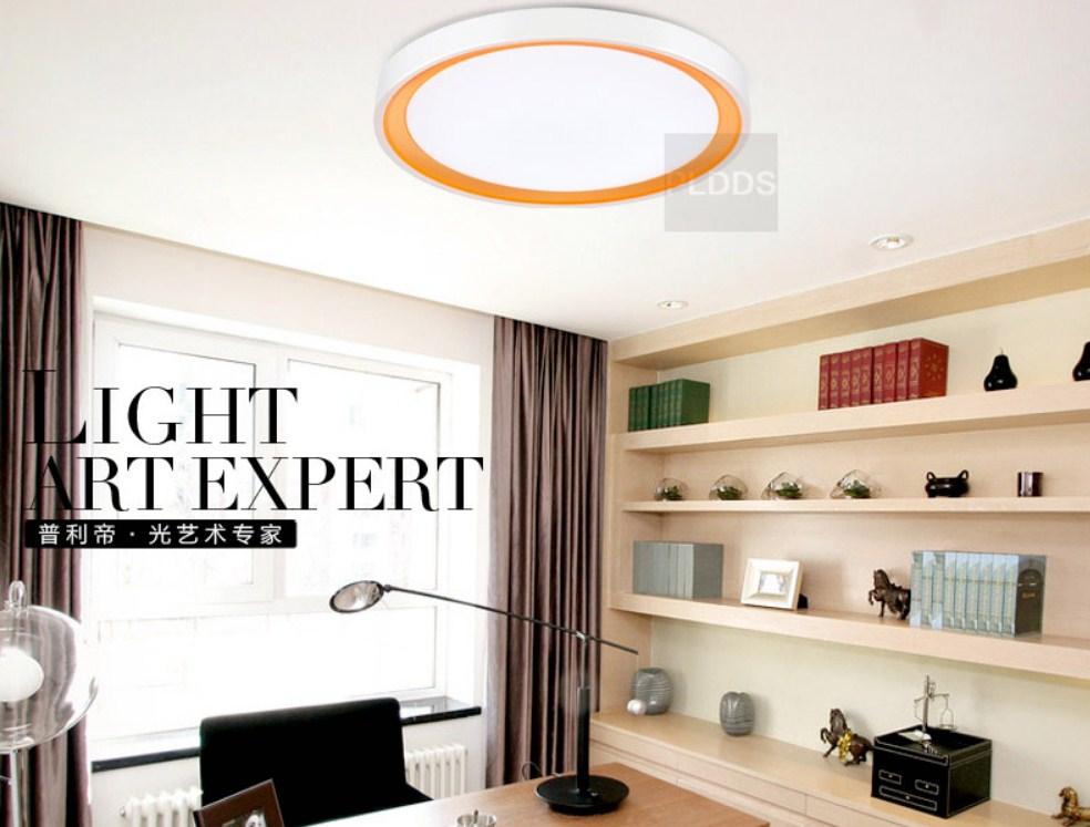 Светодиодный потолочный светильник LED-9056 (101-250) - 2