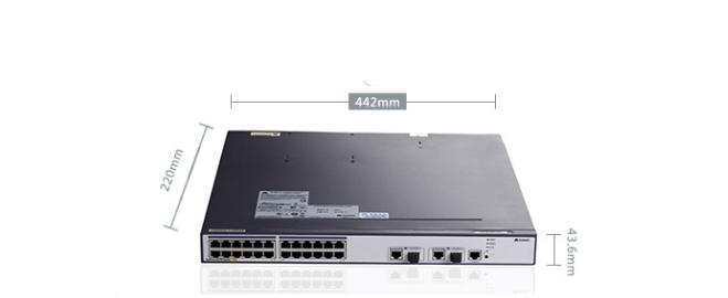 Коммутатор Huawei S2700-26TP-PWR-EI (134-112) - 2