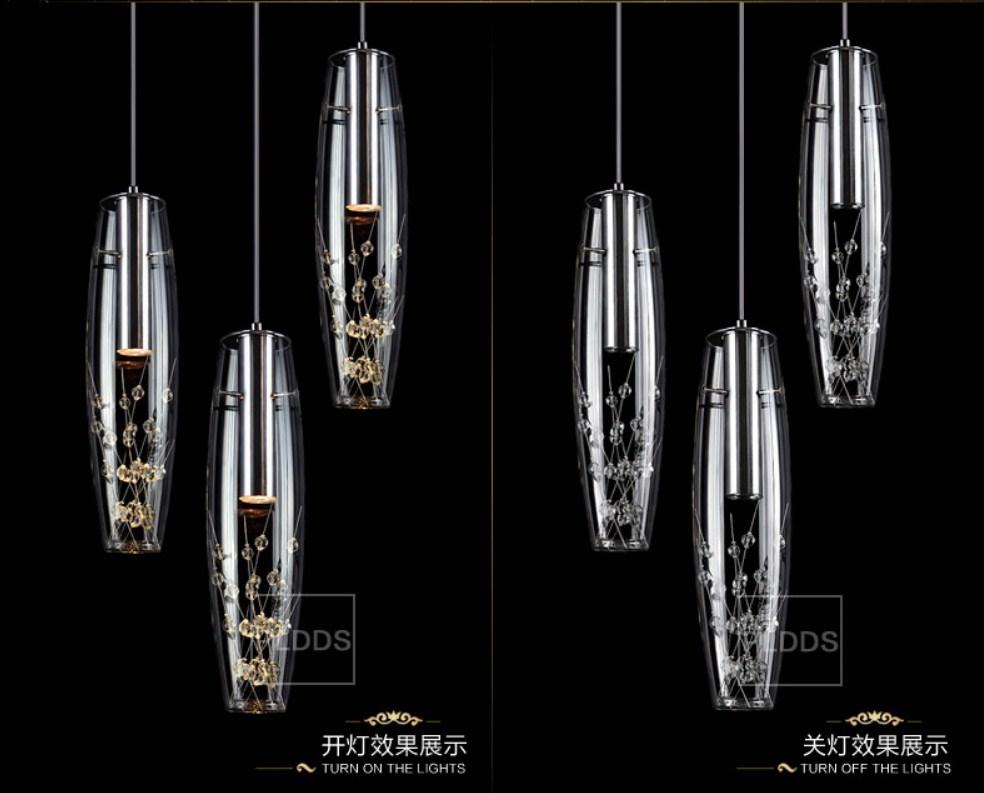 Тройной потолочный светильник Plymouth Dili Lighting LED-7030 (101-238) - 11