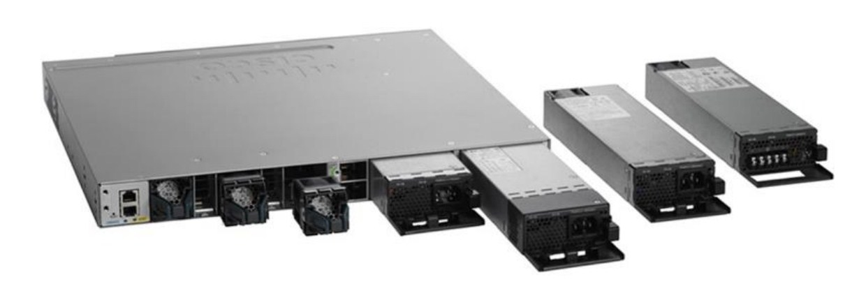 Коммутатор Cisco Catalyst WS-C3850-24T-E (134-108) - 4