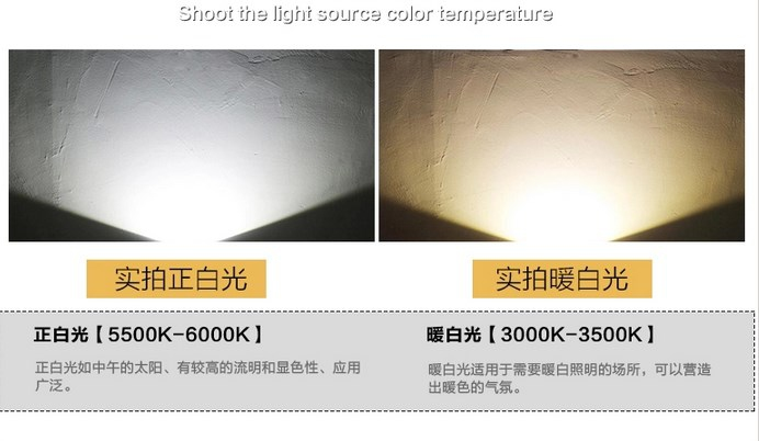 Светодиодный светильник прожектор LED Qingyu 28W-196W (115-106) - 12