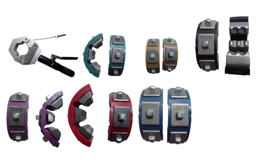Ручной переносный комплект для обжима РВД ACTECmax AC.135.043 (108-208) - 3