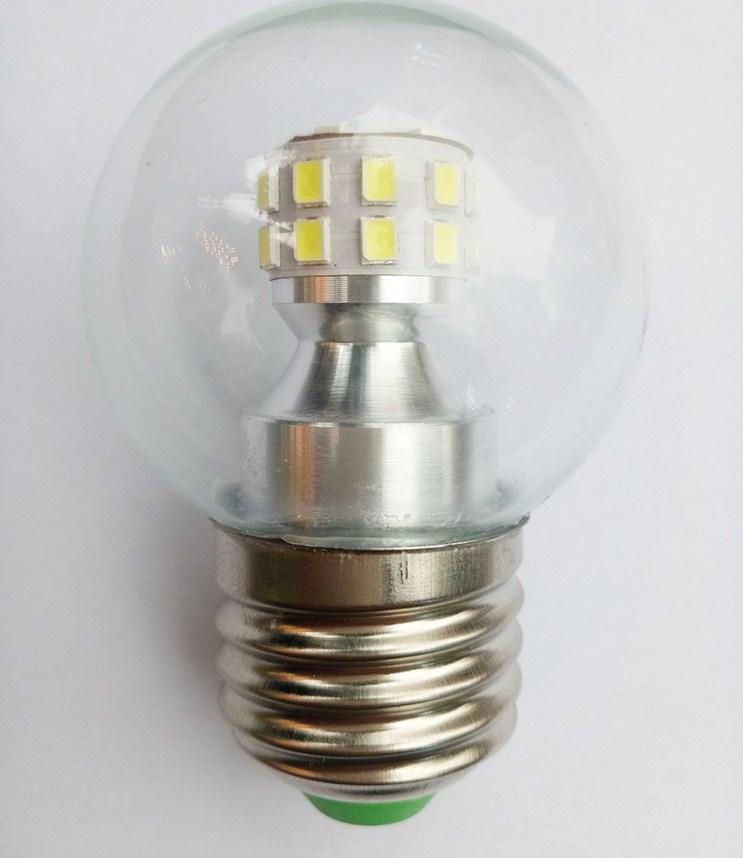 Лампа пожаробезопасная с металлическим корпусом LED-E27-5W-7W-2835 (101-218) - 1