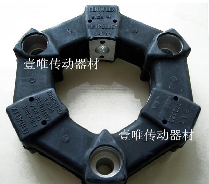 Эластичные муфты CENTAFLEX CF-A O0-O1-O2 (118-100) - 3