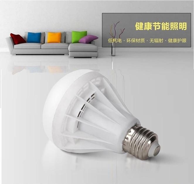 Светодиодные лампы LED-E27-5630 (101-210) - 1