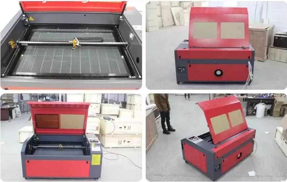 Лазерный станок - гравер JULONG JL-K6090 (103-114) - 2