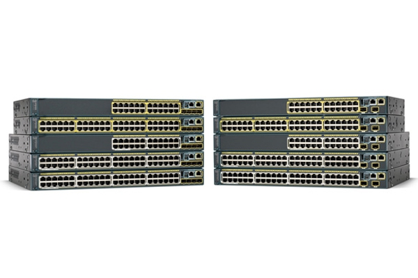 Коммутатор Cisco WS-C2960S-24TS-L (134-104) - 2