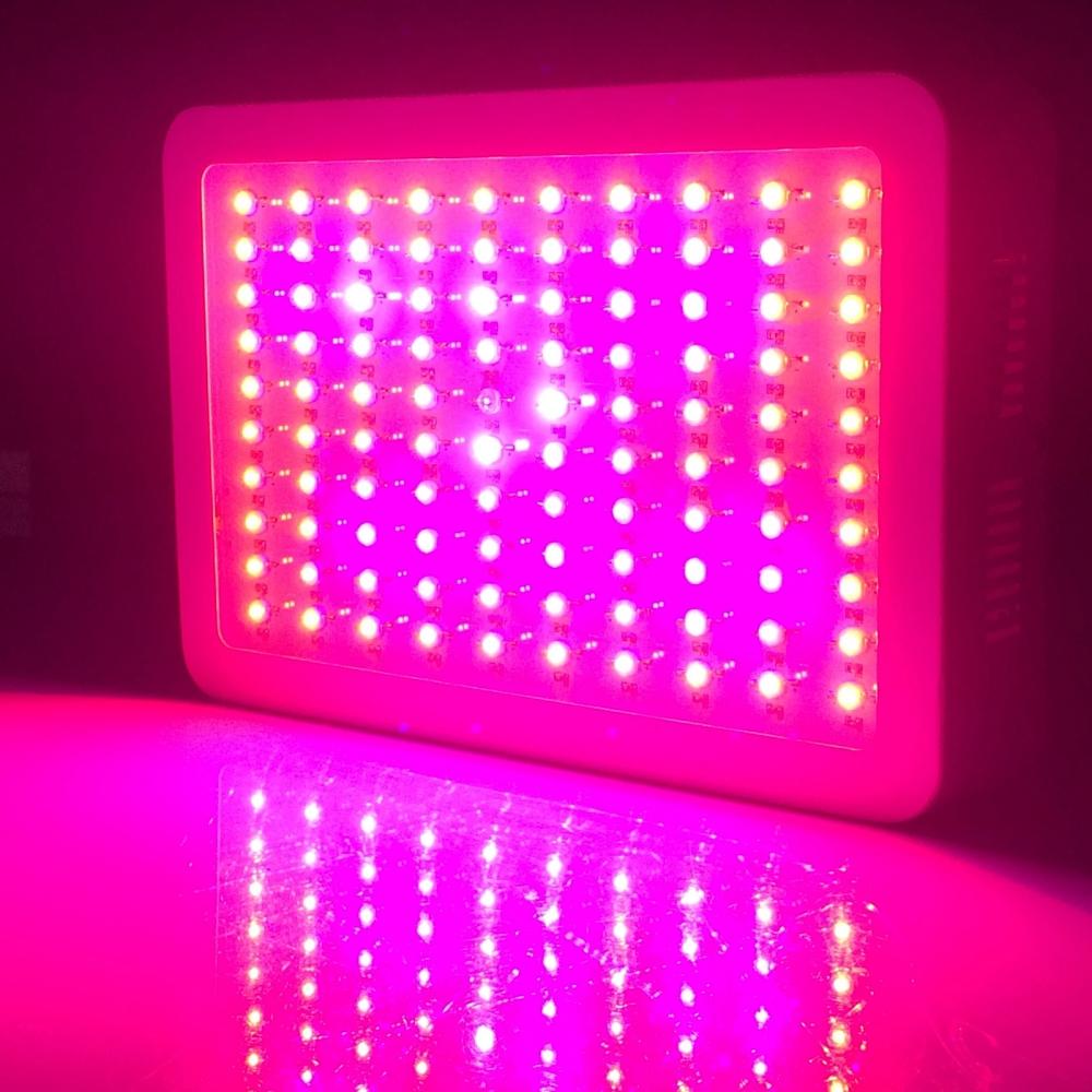 Светодиодная лампа для роста растений HYG05-MINI-100X3W-W (112-105) - 3