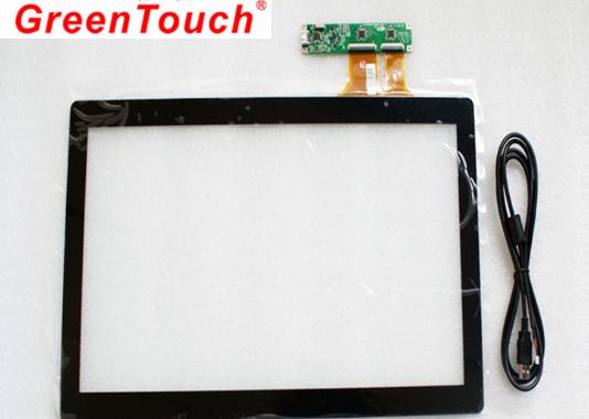 "Сенсорный емкостной экран 12,1"" GreenTouch GT-CTP12.1, USB (133-115) - 1"