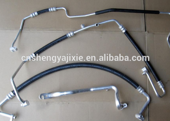 Станок для обжима РВД Shengya SY-76A (108-154) - 1