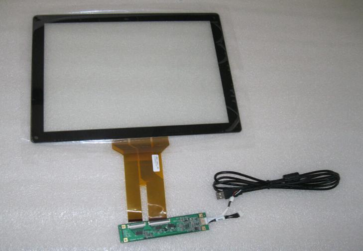 """Сенсорный емкостной экран 19"""" GreenTouch GT-CTP19, мультитач, USB (133-113) - 1"""