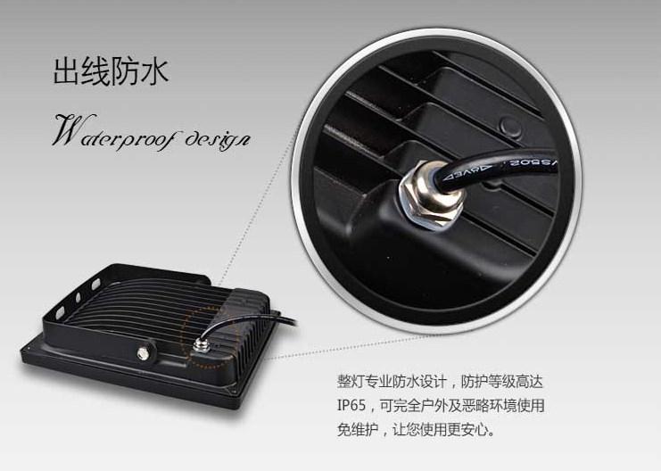 Промышленный светодиодный прожектор LED 30W-400W (115-101) - 15