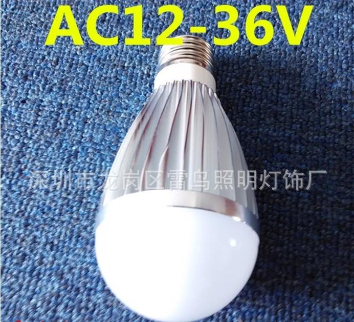 Светодиодная низковольтная лампа LED-LY-TR-E27-5730 (101-211) - 2