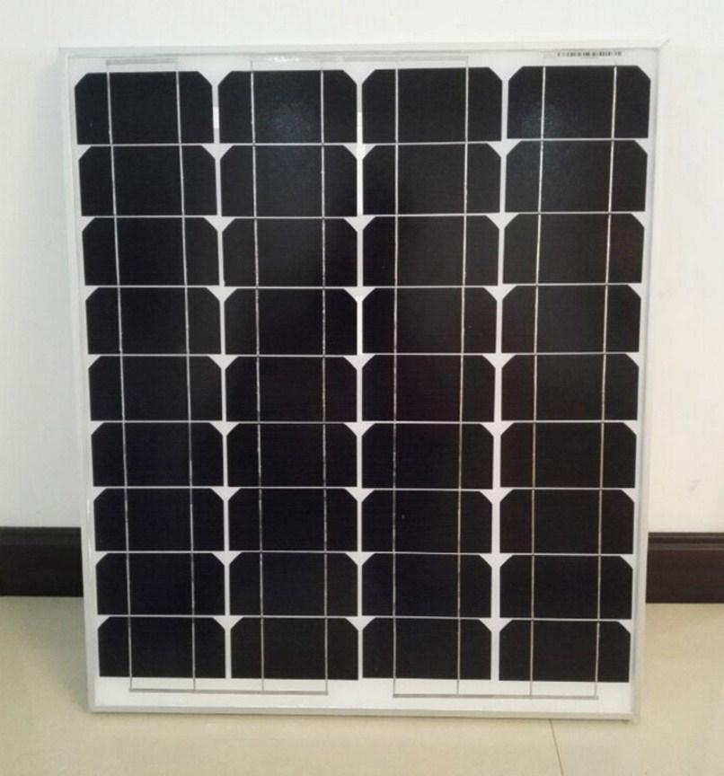Монокристаллическая солнечная панель GX-2015-50-1 (120-108) - 5