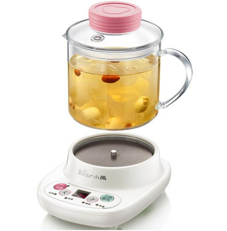 Многофункциональный электрический стеклянный чайник Bear YSH-A03U1 (119-109) - 3