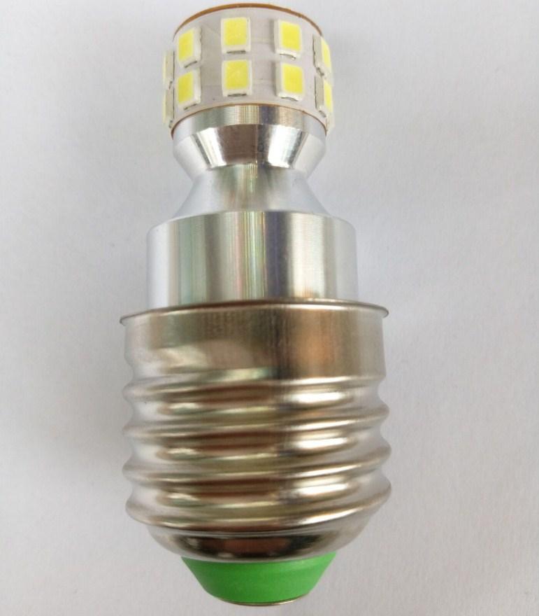 Лампа пожаробезопасная с металлическим корпусом LED-E27-5W-7W-2835 (101-218) - 8