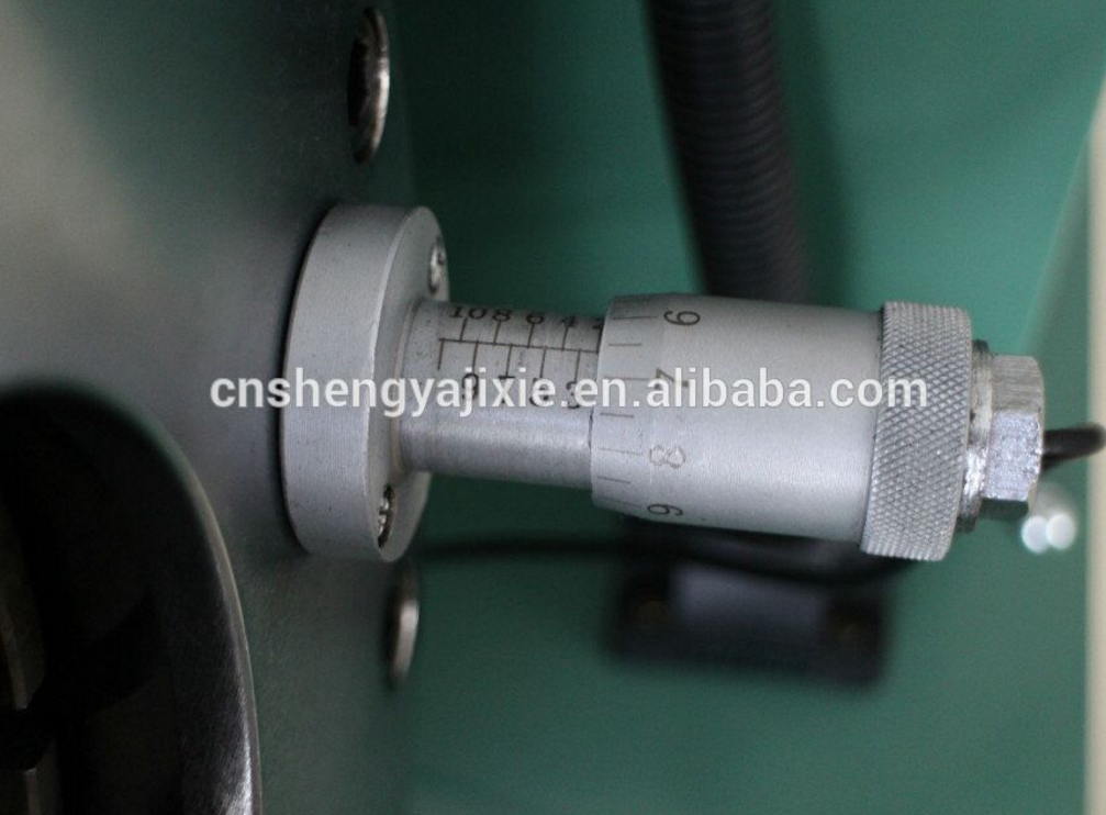 Станок для обжима РВД SY-95D 51mm (108-129) - 7