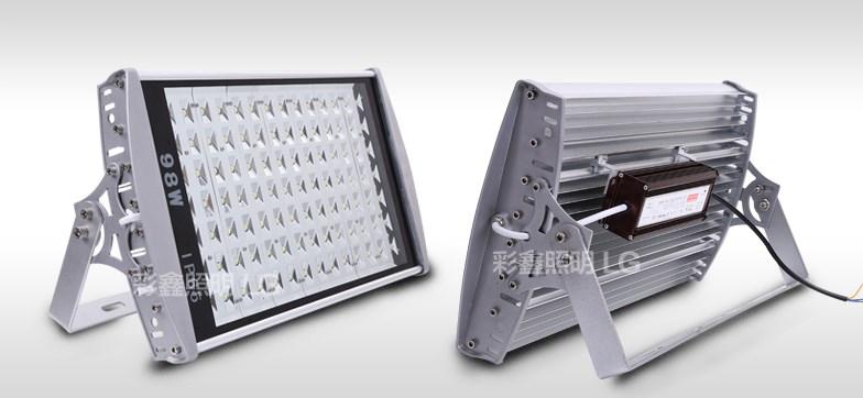 Светодиодный светильник прожектор LED Caixin 42W-196W (115-105) - 12