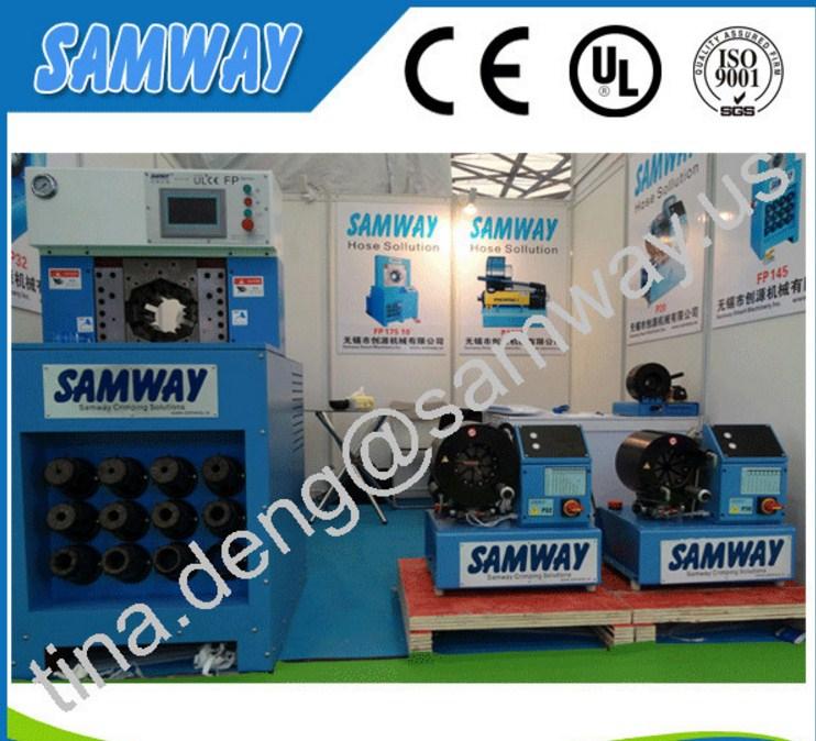 Ручной станок для обжима РВД SAMWAY P16HP (108-135) - 8