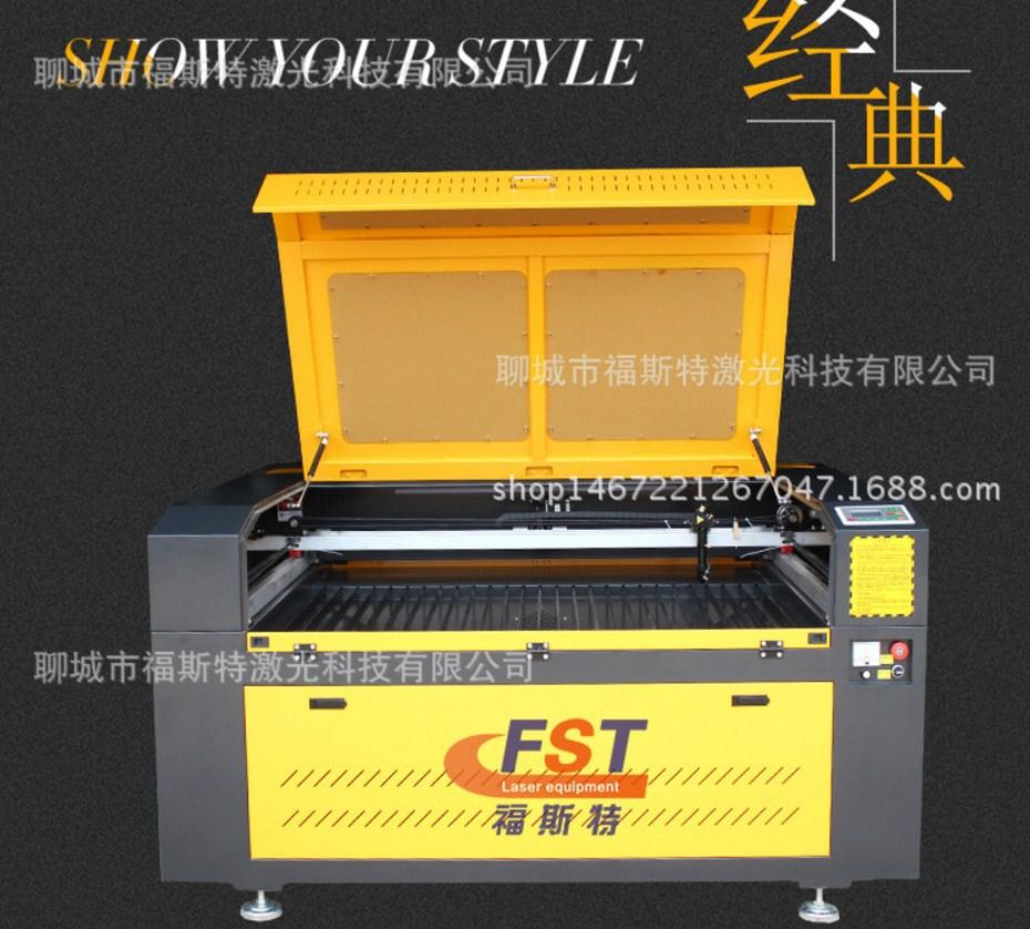 Станок для лазерной резки FST-1390 (103-118) - 5