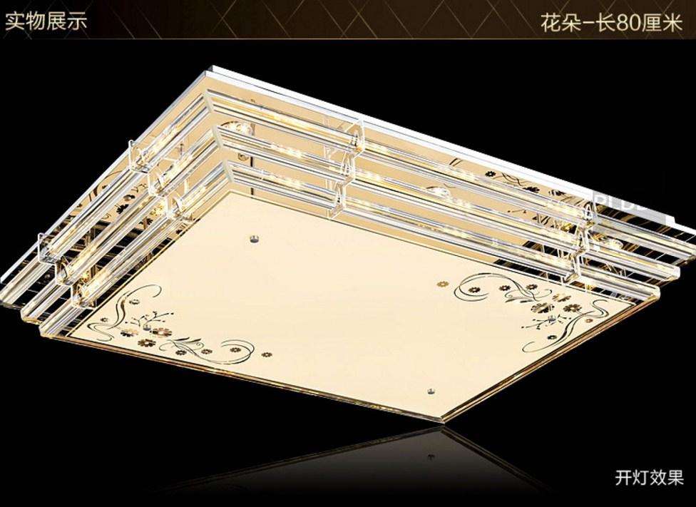 Современная люстра Plymouth Dili Lighting LED-3091A (101-227) - 5