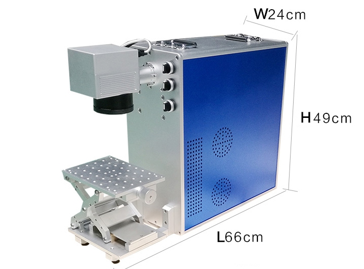 Лазерный маркер FST-01 (103-130) - 2