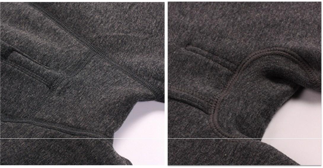 Двухслойное утепленное мужское термобелье Aimor House (125-104) - 15