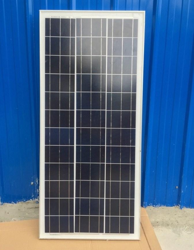 Поликристаллическая панель солнечных батарей 100W-12V (120-104) - 4