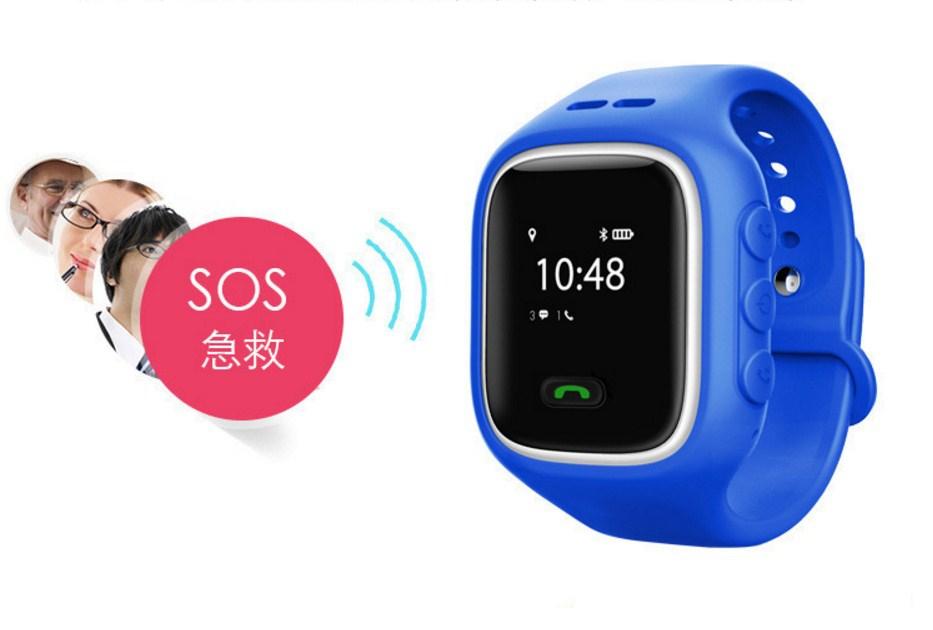Детские смарт-часы GPS SH-01 (123-104) - 13