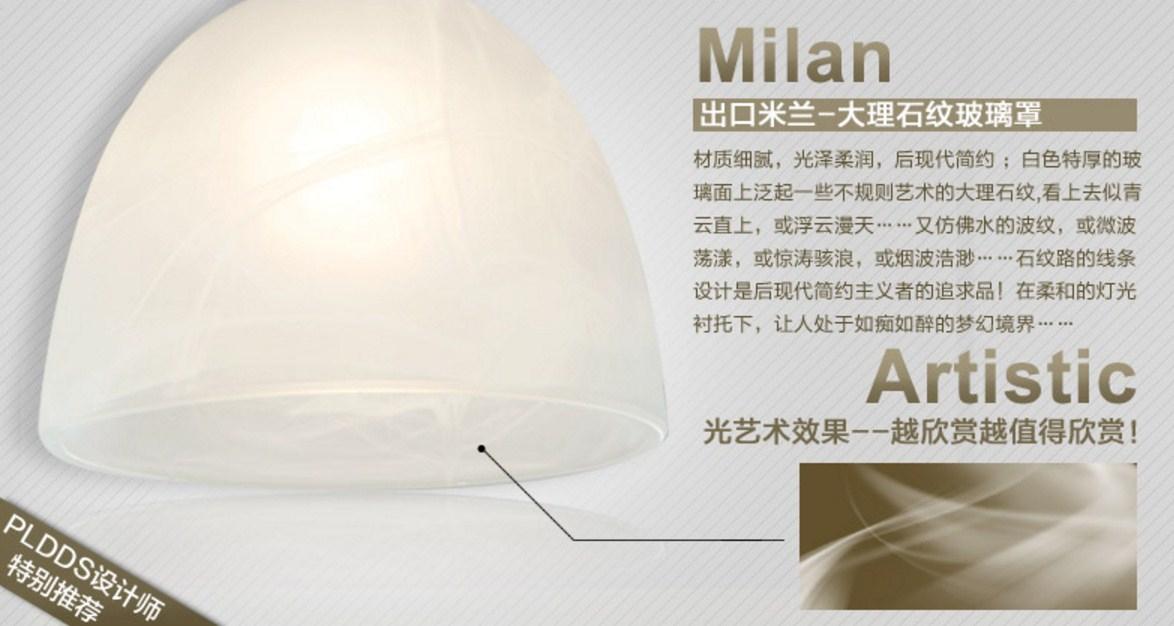 Настенный LED светильник Plymouth Dili Lighting PLDDS-5099 (101-254) - 9