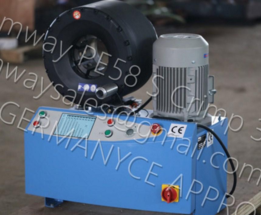 Обжимной станок РВД высокой точности - SAMWAY PE58 (108-171) - 3