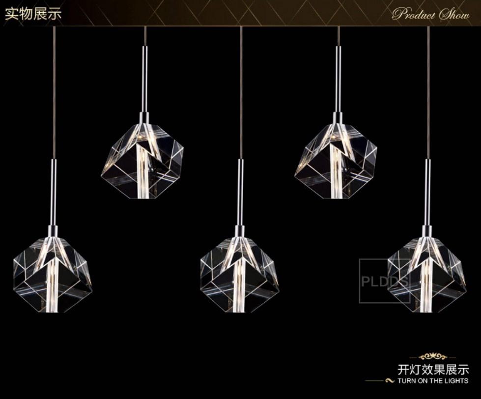 Потолочный светильник Plymouth Dili Lighting Crystal LED-5780-5 (101-239) - 3