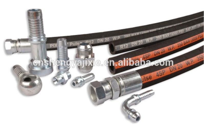 Ручной станок для обжима РВД SY-90S 51mm (108-128) - 4