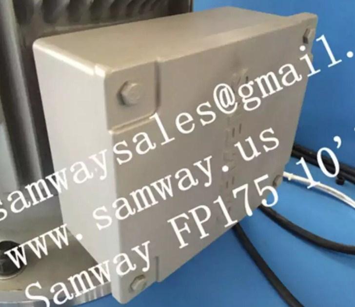 Обжимной станок РВД производственный - SAMWAY FP175 (108-161) - 8