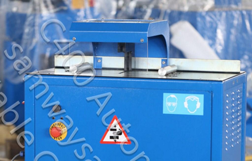 Отрезной станок для РВД SAMWAY C400 (108-140) - 4