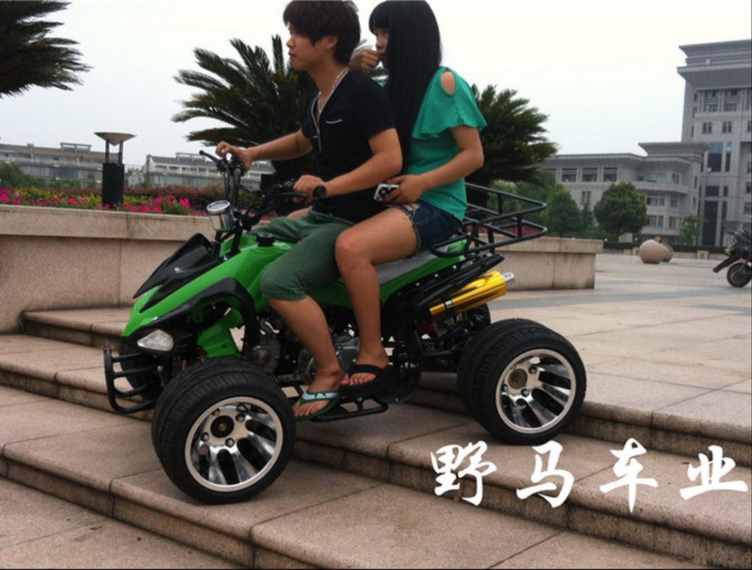 Квадроциклы - 8